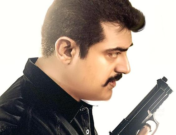 Official - AK 60 titled Valimai!