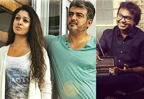 Official : Thala Ajith's Viswasam gets Imman!