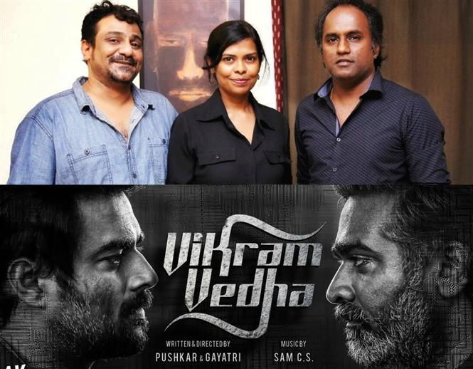 Official- Vikram Vedha goes to Bollywood!