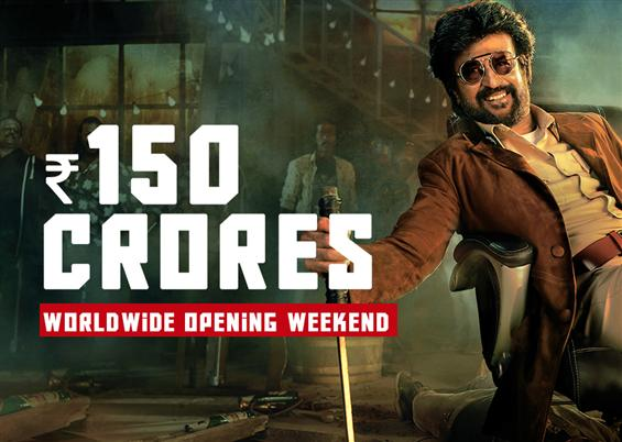 Official: Darbar grosses Rs.150 Cr Worldwide in 4 ...