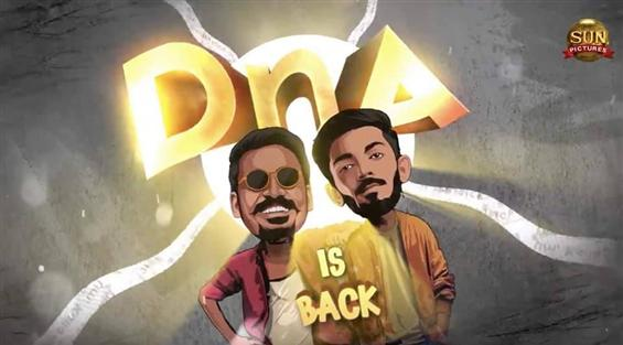 Official: Dhanush, Anirudh reunite for D44!