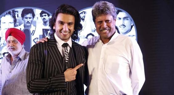 Official: Film 83 starring Ranveer Singh as Kapil Dev to release on this date!
