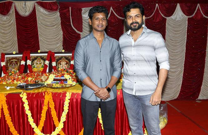 Official: Karthi 18 with Maanagaram director & Dream Warrior Pictures!
