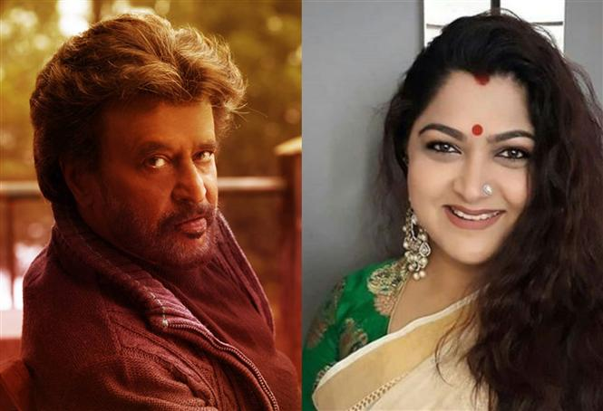 Official: Khushboo joins Thalaivar 168!