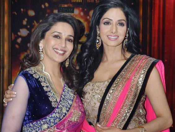 Official: Madhuri Dixit replaces late Sridevi in K...