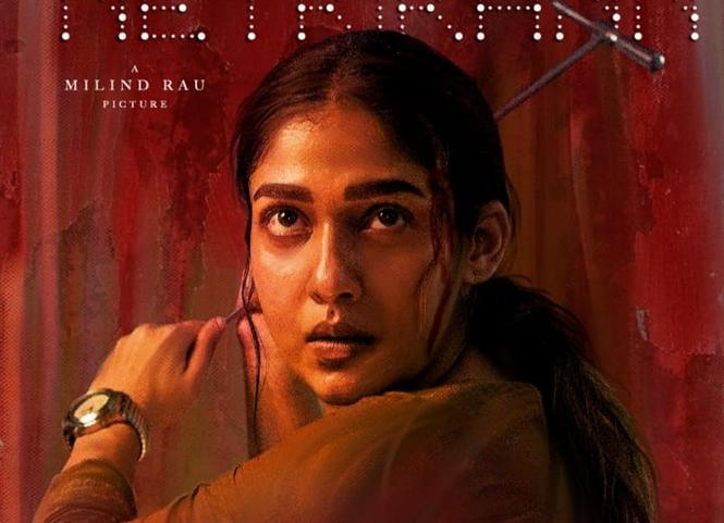 Official: Netrikann starring Nayanthara to release on Disney+HS!