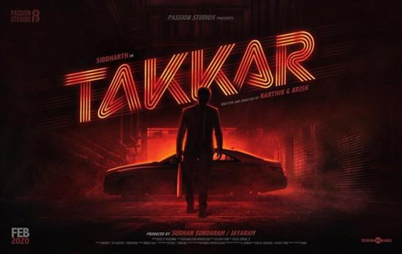 News Image - Official: Siddharth's Takkar to Release in Feb, 2020! image