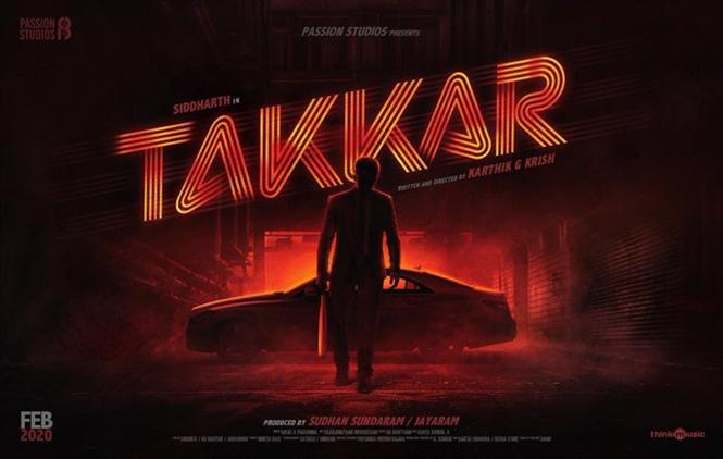Official: Siddharth's Takkar to Release in Feb, 2020!