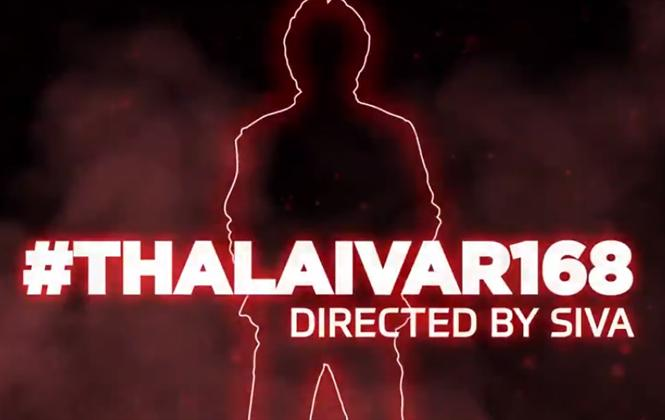 Official: Siva to direct Rajinikanth's Thalaivar 168!