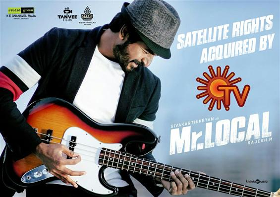 Official: Sun TV bags satellite and digital rights of Sivakarthikeyan's Mr. Local