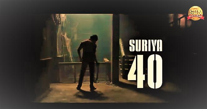 Official: Suriya 40 First Look Release Date is Here!