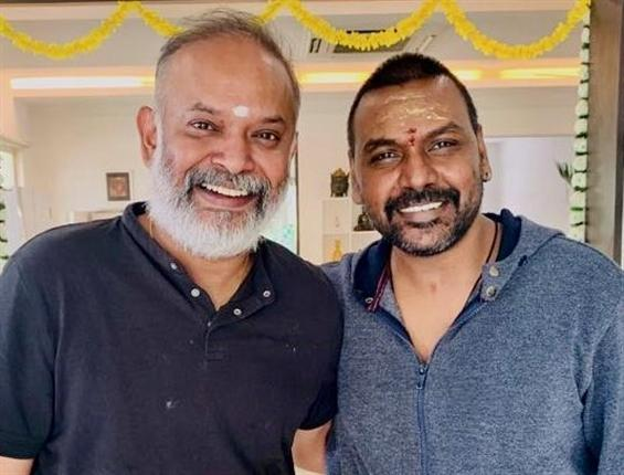 Official: Venkat Prabhu's next is with Lawrence!