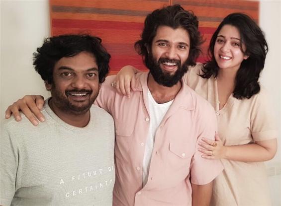 Official: Vijay Devarakonda signs his next film wi...