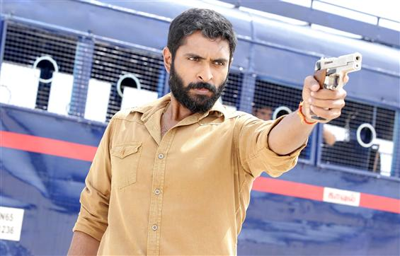 Official: Vikram Prabhu's next with Maanagaram pro...