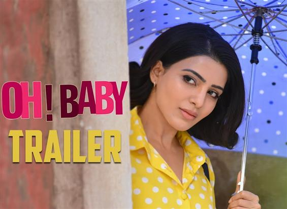 Oh Baby Theatrical Trailer ft. Samantha Akkineni, ...