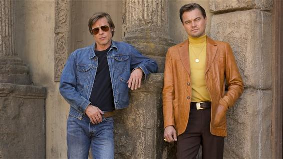 Once Upon a Time in Hollywood Trailer starring Leo...