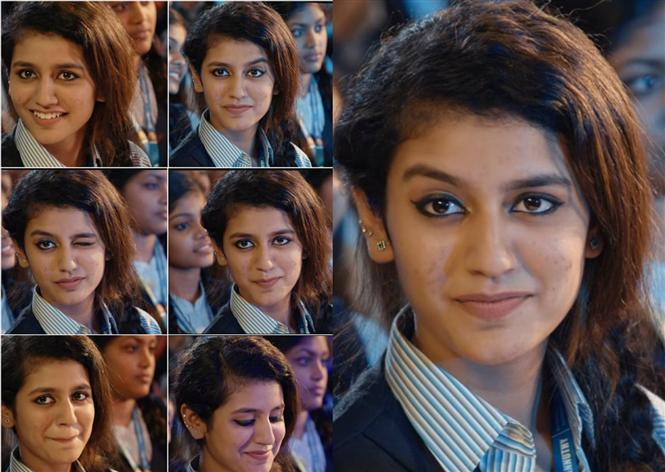 Oru Adaar Love feat. Priya Prakash Varrier has taken the internet by storm and how!