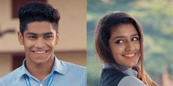 Oru Adaar Love Tamil Song Teaser ft Wink sensation...