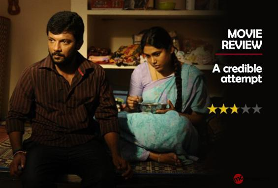 Oru Kuppai Kathai Review-A credible attempt!!!