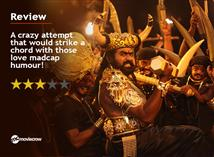 Oru Nalla Naal Pathu Solren Review - A crazy attempt that would strike a chord with those love madcap humour! Image
