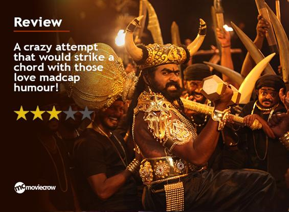 Oru Nalla Naal Pathu Solren Review - A crazy attem...