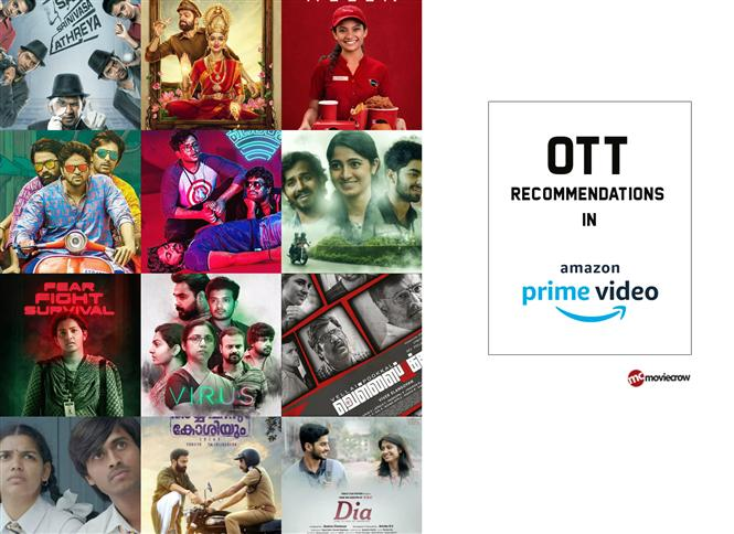 OTT Recommendations for South Indian Films in Amazon Prime
