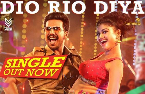 Oviya's Dio Rio Diya song from Silukkuvarpatti Singam is out now!
