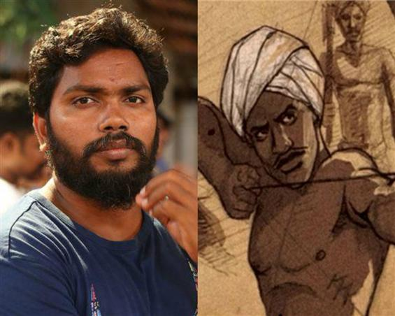 Pa. Ranjith's debut Bollywood film is on Birsa Mun...