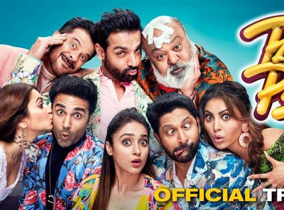 Pagalpanti trailer scores 10M+ in just 24 hours
