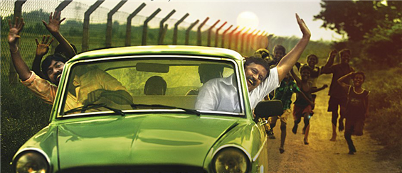 Pannaiyarum Padminiyum Review  - A Pleasant Drive