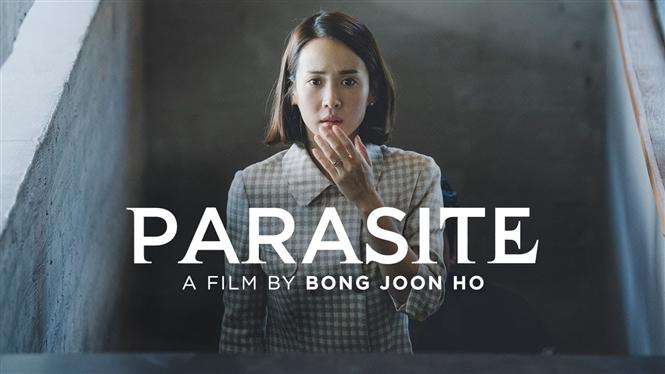 Parasite - A wildly entertaining dark comedy that works both with and without its message!