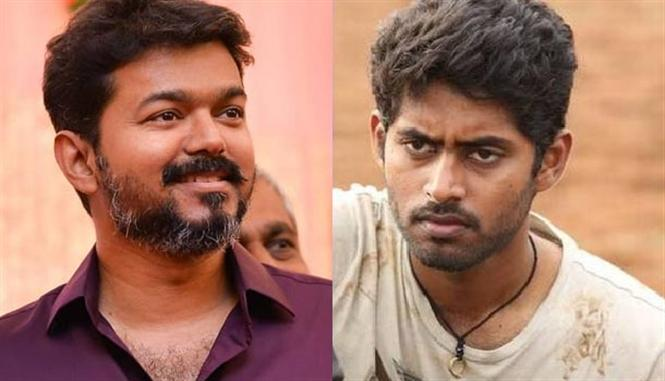 Pariyerum Perumal Kathir joins the cast of Thalapathy 63!