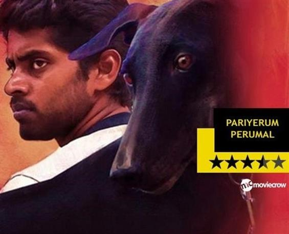 Pariyerum Perumal Review - A punch in the gut abou...