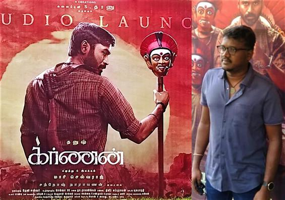 Pariyerum Perumal was written for Dhanush! Mari Selvaraj writes all his films for the Karnan actor!