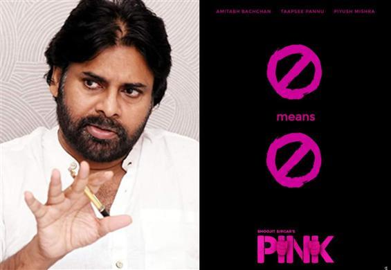 Pawan Kalyan begins shooting for Pink Telugu Remak...
