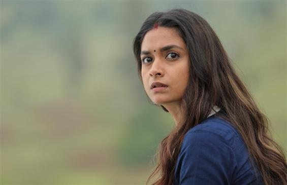 Penguin Review - Keerthy Suresh tries to hold the ...