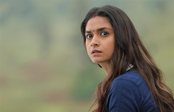 Penguin Review - Keerthy Suresh tries to hold the fort but the film doesn't support her!