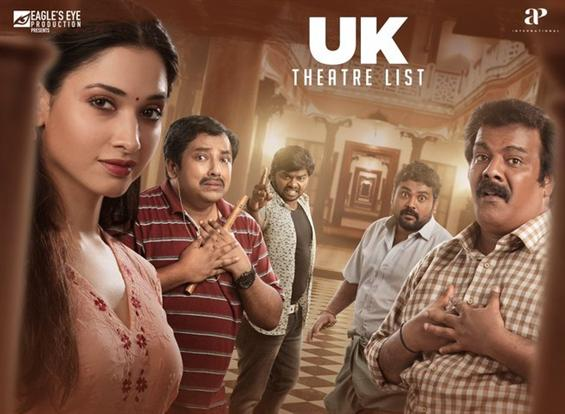 Petromax UK Theatre List