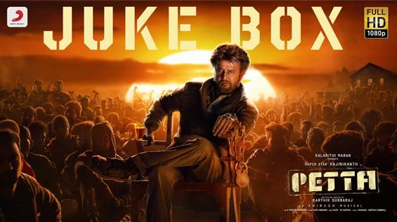 Petta Juke Box: All songs from the Rajinikanth sta...