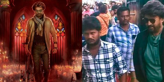 Petta: Rajinikanth's sports a younger look; Supers...