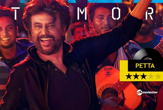 Petta Songs - Music Review