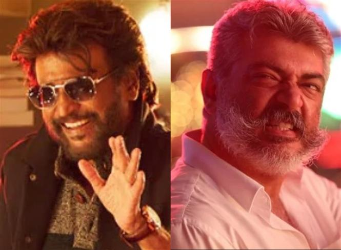 Petta VS Viswasam: War of Promos!