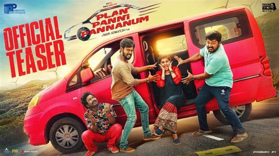 Plan Panni Pannanum Teaser feat. Rio Raj, Ramya Na...