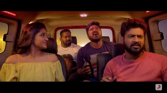 Plan Panni Pannanum Trailer feat. Rio Raj, Ramya Nambeesan