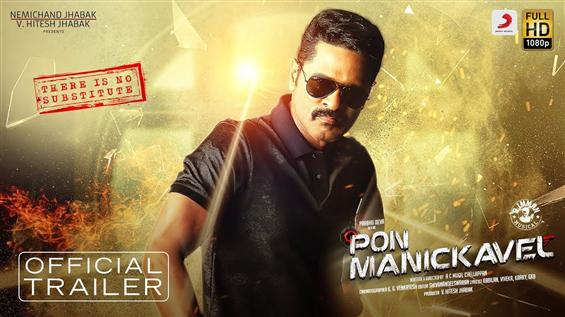 Pon Manickavel Trailer: Prabhu Deva packs a solid ...