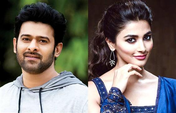 News Image - Prabhas' next with Pooja Hegde will be a bilingual period romance film image