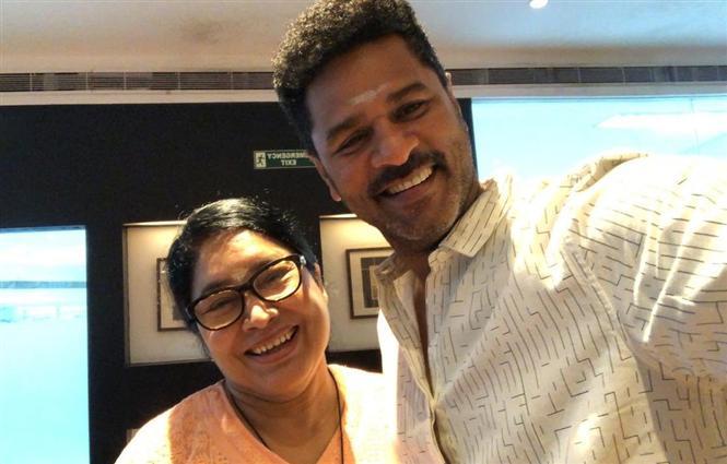 Prabhudeva and Kovai Sarala