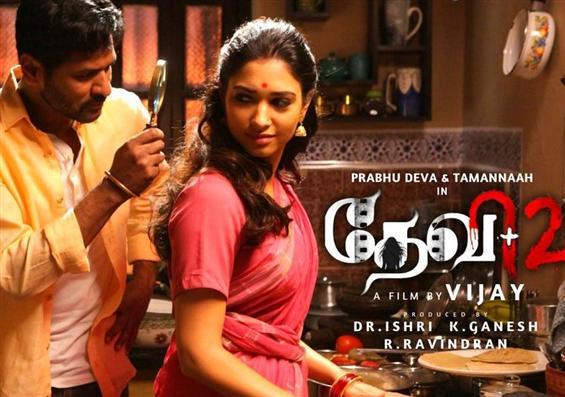Prabhu Deva, Tamannaah starrer Devi 2 to release on this date!
