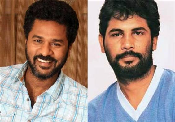 News Image - Prabhu Deva's new film is based on a real-life incident! image