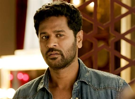 Prabhu Deva's next film titled Oomai Vizhigal